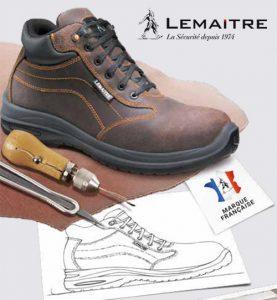 Les chaussures professionnelles Lemaitre