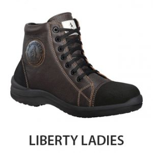 Chaussure securite lemaitre femme Liberty Ladies