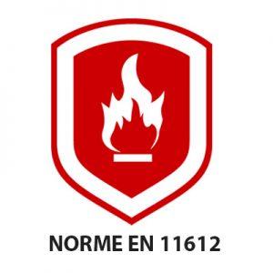Norme de protection EN 11612