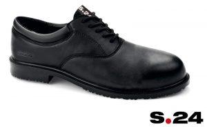 Chaussure de sécurité cuir ville CITY S24