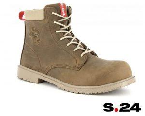 Chaussures de sécurité ville haute ORSON S24