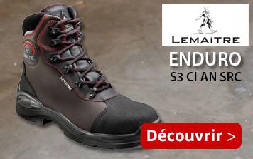 Chaussure BTP ENDURO Lemaitre