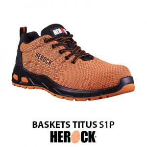 Basket de sécurité HEROCK TITUS S1P