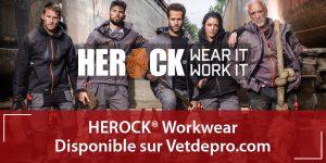 Tenues Herock Workwear