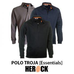 Polo Herock Essentials TROJA