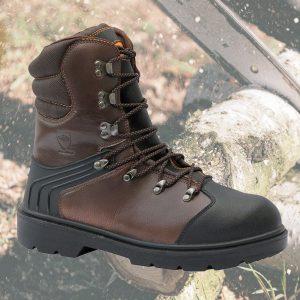 Chaussures de sécurité forestier EIGER Solidur Classe 1