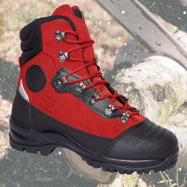 Chaussures de sécurité bûcheron Solidur INFINITY classe 3
