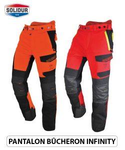 Pantalon Solidur Infinity anti coupure