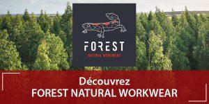 Forest Natural Workwear sur Vetdepro