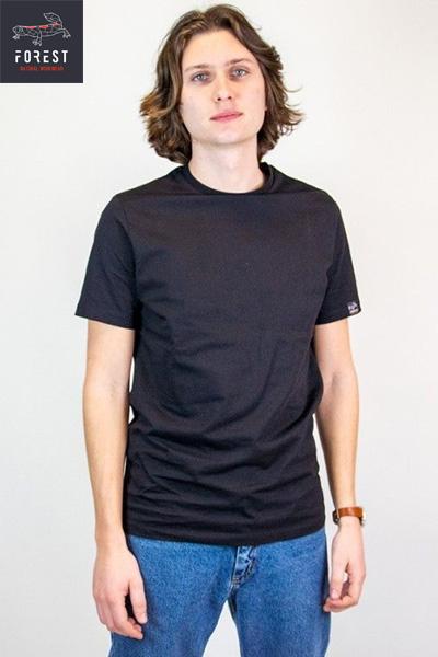 Tee shirt de travail Forest Natural Workwear PUNTA coton bio