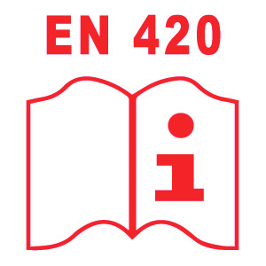 Norme en 420 gant de travail