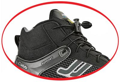 Laçage rapide sur basket JPRO347