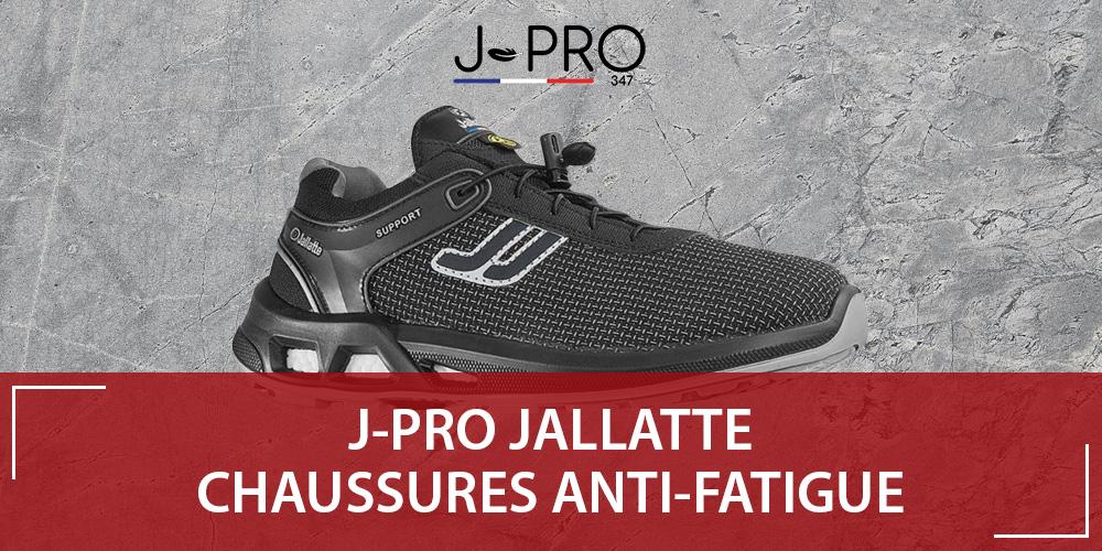 Chaussures Jallatte J-PRO anti-fatigue
