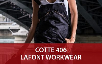 Cotte à bretelles Lafont 406 pour femme : vintage et tendance